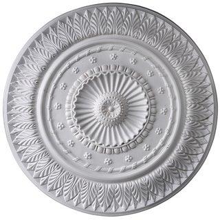 Gaudi Decor R311 Rich Details 26-Inch Round Ceiling Medallion