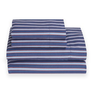 Tommy Hifiger Christopher Stripe Sheet Set