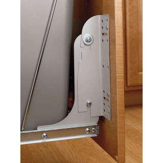 Rev-A-Shelf Silver Door Mounting Kit