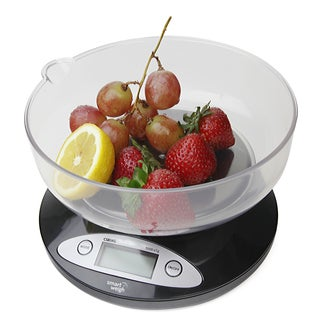 Smart Weigh CSB5KG Digital Multi-functional Kitchen Food Scale