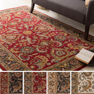 Hand-tufted Artistic Weavers Alexa Traditional Wool Rug (7'6 x 9'6)