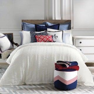 Tommy Hilfiger Seersucker Comforter