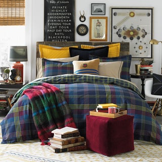 Tommy Hilfiger Glasglow Comforter Set
