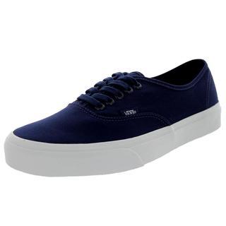Vans Men's 'Authentic' Canvas Casual Shoes
