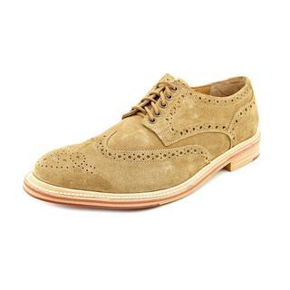 J.D.Fisk Men's 'Caldwell' Regular Suede Dress Shoes