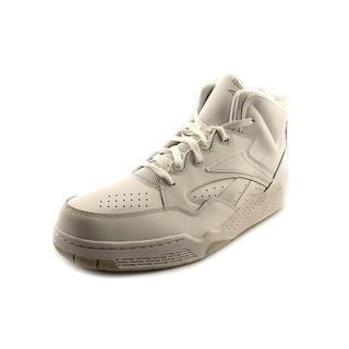 Reebok Men's 'BB 4600 Mid' Leather Athletic Shoe (Size 15 )