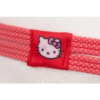 Hello Kitty Sports Red Polka Dot Double Headband