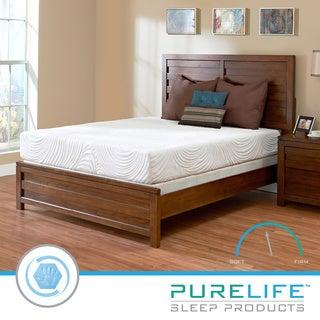 Purelife Inspire PureGel Plus 10-inch Twin XL-size Gel Memory Foam Mattress
