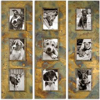 Uttermost Ambrosia Photo Collage (Set of 3)
