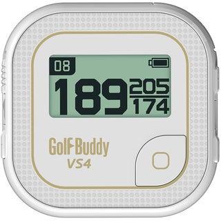 GolfBuddy 2014 VS4 GPS Range Finder White/Gold