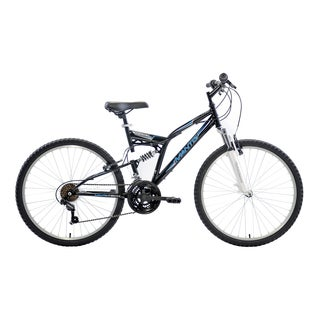 Mantis Ghost 26-inch Full Suspension Bicycle