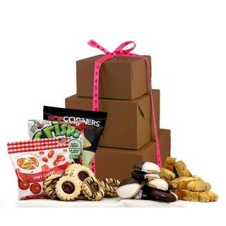 Happy Valentine's Day Gluten-free Large Gift Tower