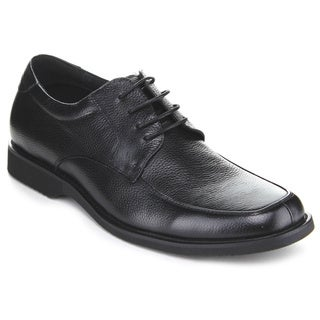 Exchange Z2802 Men's Slip-On Lace-Up Oxford Shoes