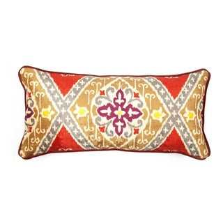 Sheri Long Cotton Decorative Pillow