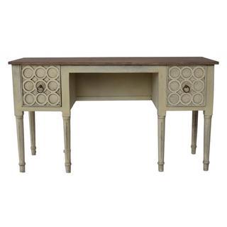 Leighton Mango Wood Dressing Table