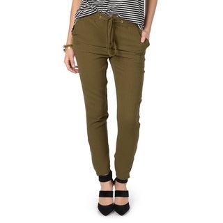 Hailey Jeans Co. Junior's Drawstring Jogger Pants
