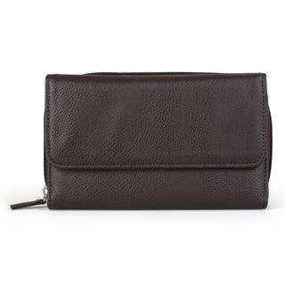 Mundi Women's Big Fat Checkbook Wallet