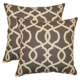 Emory 17-inch Throw Pillows (Set of 2)