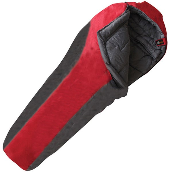 Moose Country Frontier 0-degree Midsize Sleeping Bag ...