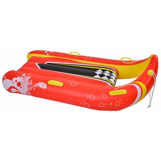 Power Glider 57-inch 2-person Inflatable Snow Sled