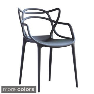 Intertwining Stackable Dining Chair