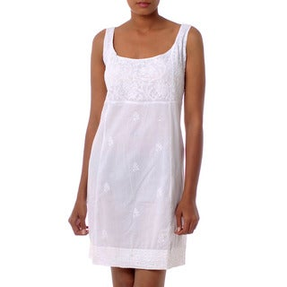 Handcrafted Cotton 'Celebration' Dress (India)