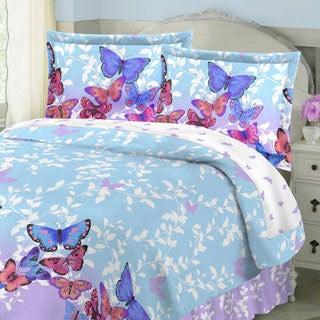 Papillion 4-piece Comforter Set