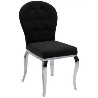 Tabitha Microfiber Side Chair (Set of 2)