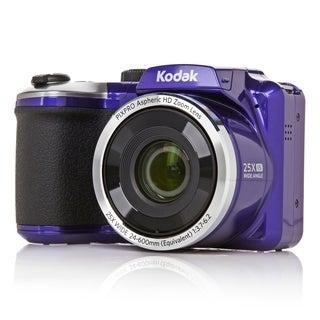 Kodak AZ251 16MP Purple Digital Camera