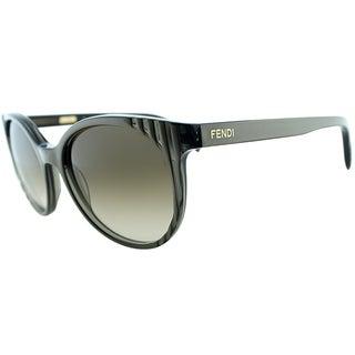 Fendi Women's FS 5344 036 Round Sunglasses