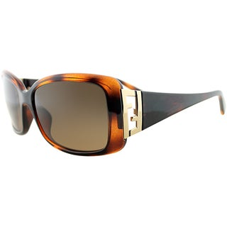 Fendi Women's FS 5291 238 Havana Sunglasses