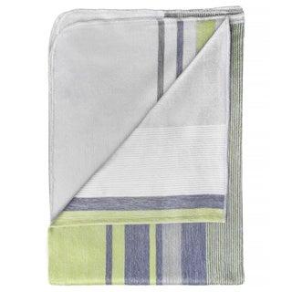 Key Lime Alpaca Throw Blanket (Ecuador)