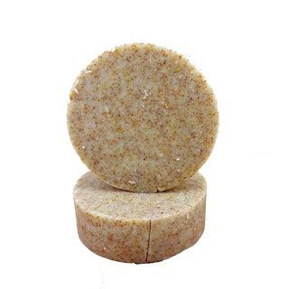 Karess Krafters The Grit 4-ounce Vegan Natural Handmade Bar Soap