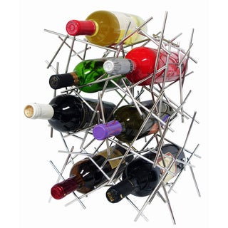 Epicureanist Abstract Wine Rack