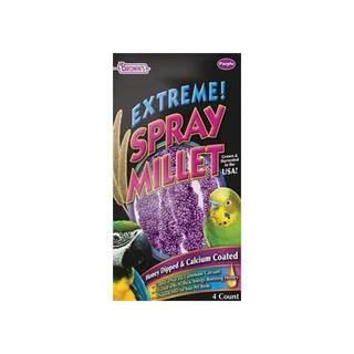 Fm Browns Purple Millet Spray Calcium & Honey Dipped 4Oz