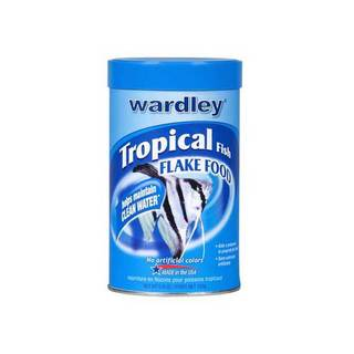 Wardley Products Tropical Flakes 6Oz