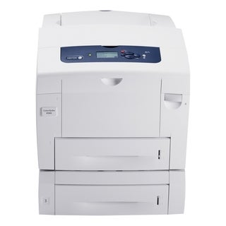 Xerox ColorQube 8580DT Solid Ink Printer - Color - 2400 dpi Print - P