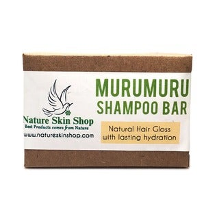Murumuru Hair Shine Cold Process All Natural Shampoo Bar