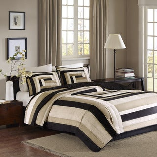 Madison Park Stanley 3-piece Coverlet Set