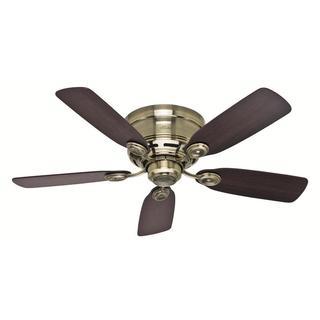 Hunter Fan 51062 42-inch Dark Walnut Ceiling Fan