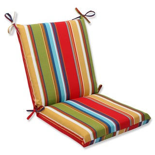 Pillow Perfect Outdoor Westport Garden Squared Corners Chair Cushion
