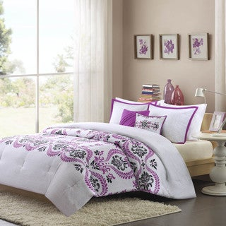 Intelligent Design Becky 5-Piece Comforter Set