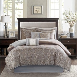 Madison Park Camille 7-Piece Comforter Set