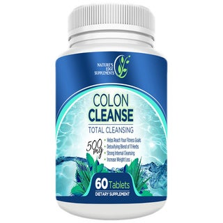 Nature's Edge 15-day Gentle Colon Cleanse Tablets (30 Count)