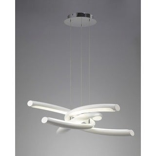 Contempo Lights Luxor 6-light Pendant Lamp