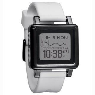 Nixon Men's A157-681 Housing White Watch
