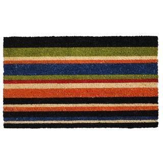 Triple Stripe Doormat (1'5 x 2'5)