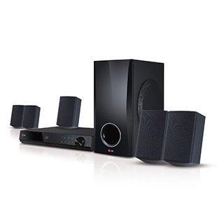 LG Electronics BH5140S 500-watt 3D Blu-Ray Smart Home Theater System (Refurbished)