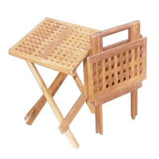 D-Art Square Teak Picnic Table (Indonesia)