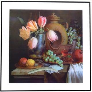 Season Fruit and Flowers 3D Framed Art